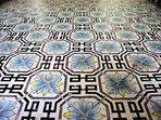 1800s ceramics floor