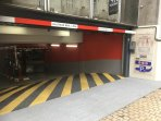 Secure underground parking is available directly opposite the apartment