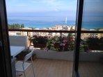seaview from balcony