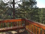 Deck Canyon View