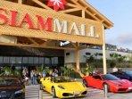 shopping center in 4 min by car