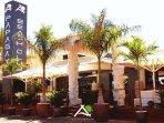 papgayo beach club and restaurant in 7 min by walk