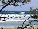 Playa Negra, for surfers its a dream come true. For spectators, you can't get a better seat.