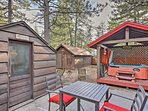 With 1 bedroom, 1 bathroom and space for 2, this cabin is perfect for couples!