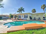 Experience Treasure Island like never before when you stay at this 2-bedroom, 1-bathroom Treasure Island vacation...
