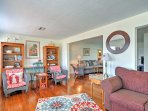 Spend some quality time with the whole group in this welcoming living space.