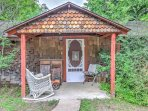 Sit on the front porch and recharge in the charm of Ellis County.