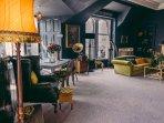 Huge lounge