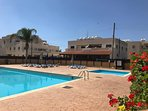 Kids Pool and sun terrace