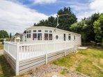 4 caravan cuccetta per il noleggio a Breydon Water Holiday Park. Diamond valutato.