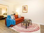 A cozy welcome to Istana Perth City!  Chic Apartment City Living