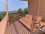 Cozy Porch Swing