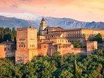 Visit stunning Granada!