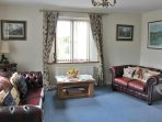 Country room, with a +2 sofa bed, available on request