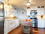spacious kitchen with all the goodies