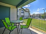 A relaxing retreat awaits you at this 2-bedroom, 2-bathroom vacation rental condo in Branson.