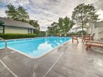 Look forward to exploring the Branson area while staying at this ideally-located condo.