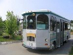 Take the complimentary Summer Village trolley around the village or down to the Wells Trolley stop.