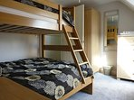 Bedroom 2: Luxuary Double Bunk Bed