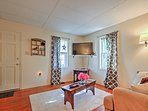 This vacation rental in Gettysburg is within walking distance to historic sites!