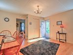 This charming home has plenty of space for up to 6 guests!