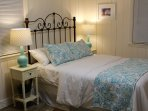 All new rooms with new quality beds and Linens at the Ludington Beach House.