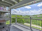 Lake views and unforgettable adventures await you at this 2-bedroom, 2-bathroom vacation rental condo in Branson!