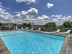 Located in Treehouse Condo Rentals, this unit grants you access to this community pool.