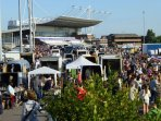 Kempton Park Thursday Market - approx 3.5 miles
