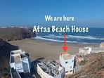 Location- Right on the Beach