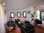 Second  lounge area seats 6