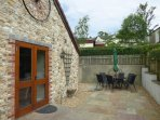 THE GABLES, underfloor heating, WIFI, open plan living, near Upottery, Ref. 9539