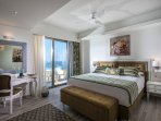 All bedrooms are air-conditioned and have 32' TVs, boudoirs & black-out curtains!