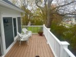 Expansive veranda, perfect for morning coffee or a glass of wine in the afternoon