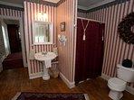 Full bathroom w/ shower