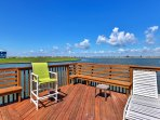 NEW! 3BR Corpus Christi Townhome On The Water!