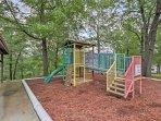 The kids will love running around the playground.