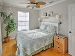 The other 3 bedrooms come equipped with comfortable queen beds for peaceful slumbers.