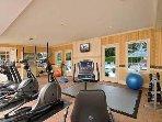 Fitness Room at Inn
