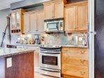 Snowbird 304 Kitchen