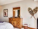 Snowbird 304 Master Bedroom