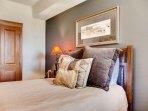 Snowbird 304 Queen Bedroom