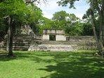 Cahal Pech Maya Ruin...minutes away