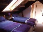 Bedroom 6 - Twin Room