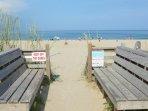 Beach / Dune entrance