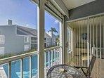 Explore the Gulf Coast from this 2-bedroom, 2-bathroom Marco Island vacation rental condo!