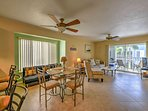 The condo boasts 1,000 square-feet of well-appointed living space, outfitted with comfortable furnishings and soothing...