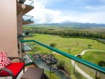 A 6th floor one bedroom suite with delightful views of the West Maui Mountains