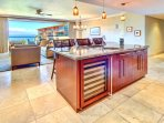 An incredible 6th floor 3 bedroom with ocean views from every room