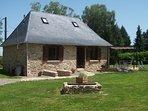 Romantic 300 year old Perigourdine Stone Cottage